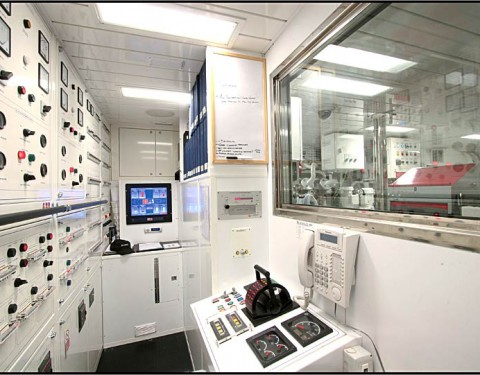 Engineer Room